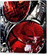 Brake Light 13 Canvas Print