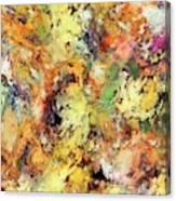 Brittle Canvas Print