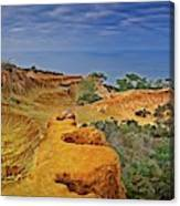 Broken Hill Panoramic II Canvas Print