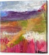 B's Terrain Canvas Print
