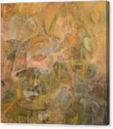 Bull Fish Canvas Print