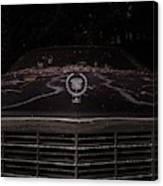 Cadillac, Cadillac Canvas Print