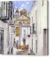 Calle De Cherin Canvas Print
