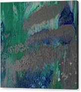 Calm, Cool And Collected Sold Canvas Print