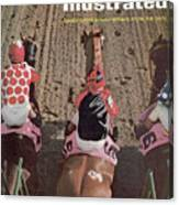 Candy Spots, 1963 Florida Derby Sports Illustrated Cover Canvas Print