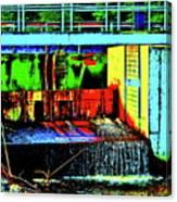 Canton Central 10 Canvas Print