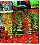 Canton Central 15 Canvas Print