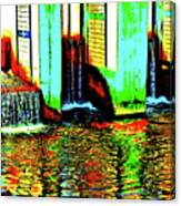 Canton Central 9 Canvas Print