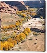 Canyon De Chelley Autumn Canvas Print