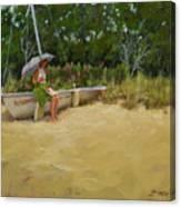 Cape Cod Weekend Canvas Print
