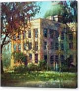 Capital Afternoon Canvas Print