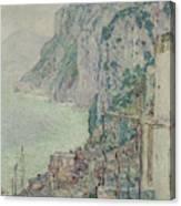 Capri, 1897  Canvas Print