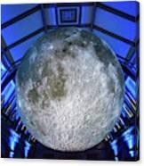 Capture The Moon Canvas Print