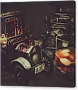 Car Club Canvas Print