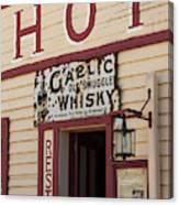 Cardrona Hotel, Cardrona, Otago, South Canvas Print