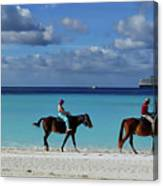 Caribbean Dream Canvas Print