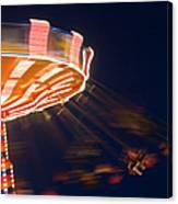 Carnival Ride Canvas Print