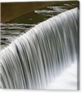 Carolina Water Splash Canvas Print