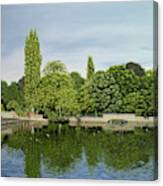 Carshalton Ponds Canvas Print