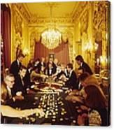 Casino Life Canvas Print