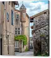 Castelnau-de-montmiral Canvas Print