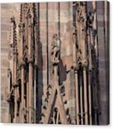 Cathedral Chimera Canvas Print