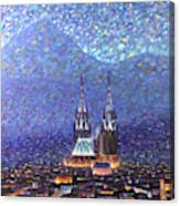 Cathedrale3 Canvas Print