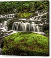 Catskill Waterfall Canvas Print