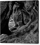 Cavern Of Lost Souls Canvas Print