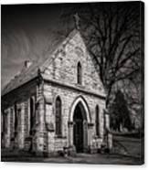 Cedar Hill Chapel Canvas Print