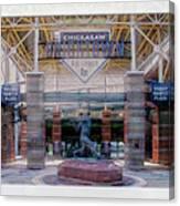 Chickasaw Ballpark - Bricktown - O K C Canvas Print