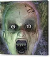Child Ghost Canvas Print