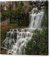 Chitennango Falls Canvas Print