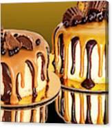 Chocolate Delights Canvas Print