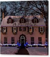 Christmas Lights Series #3 Canvas Print