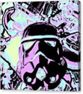 Cinematic Sci-fi Canvas Print