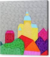 City 1 Canvas Print