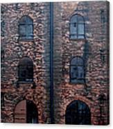 Civil War Era Spice Warehouse Canvas Print