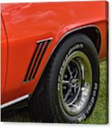 Classic Car Canvas Print