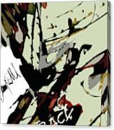 Clif Canvas Print