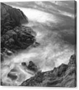 Cliffs Down Under Canvas Print