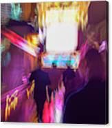 Clubbing On Arcturus Iv Canvas Print