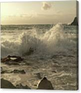 Coastal Saturday Morning Canvas Print