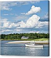 Coastal Scenic Canvas Print