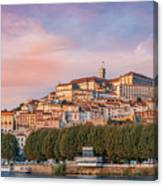 Coimbra's Skyline Canvas Print