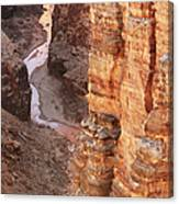 Colorado River Glen Canyon Gorge Canvas Print