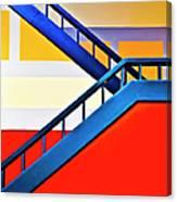 Colorful Climb Canvas Print