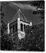 Congregational Church - 150 Meeting Street Canvas Print
