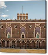 Convention Hall Canvas Print