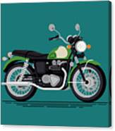 Cool Vector Classic Design Street Canvas Print